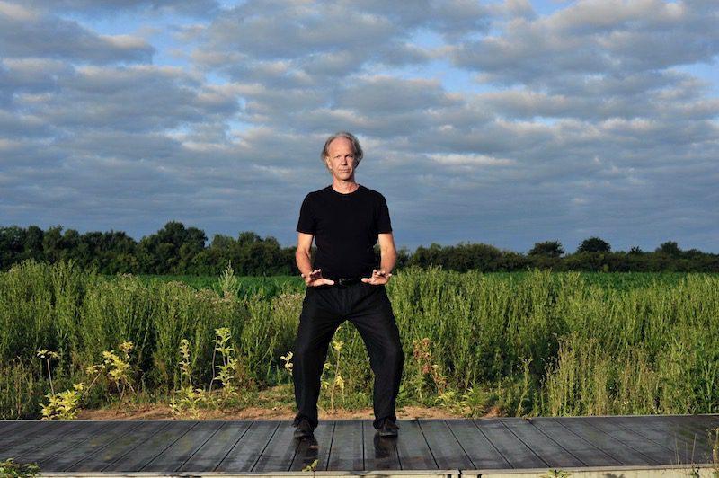 Réunir la Terre et le Ciel - Qi gong Yang - Eric Caulier