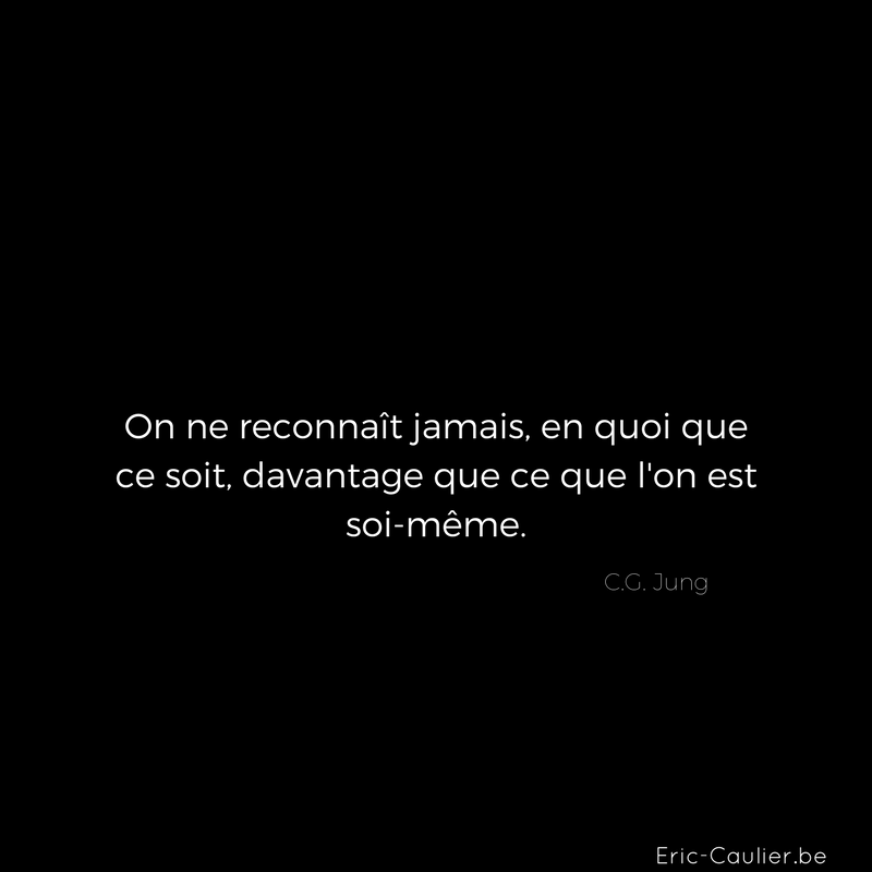 Citation de C.G. Jung