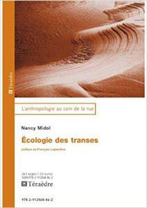 Écologie des transes - Nancy Midol