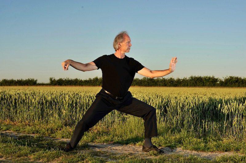 mythe -Tai chi Style Yang - Simple fouet - Eric Caulier