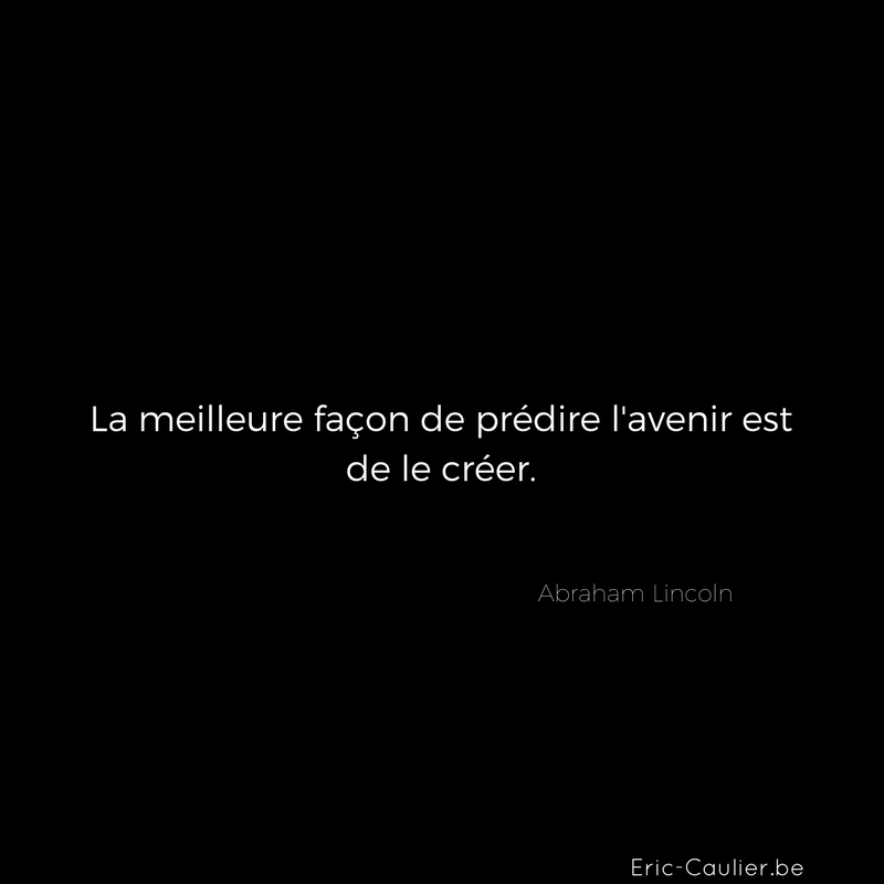 Citation de Abraham Lincoln