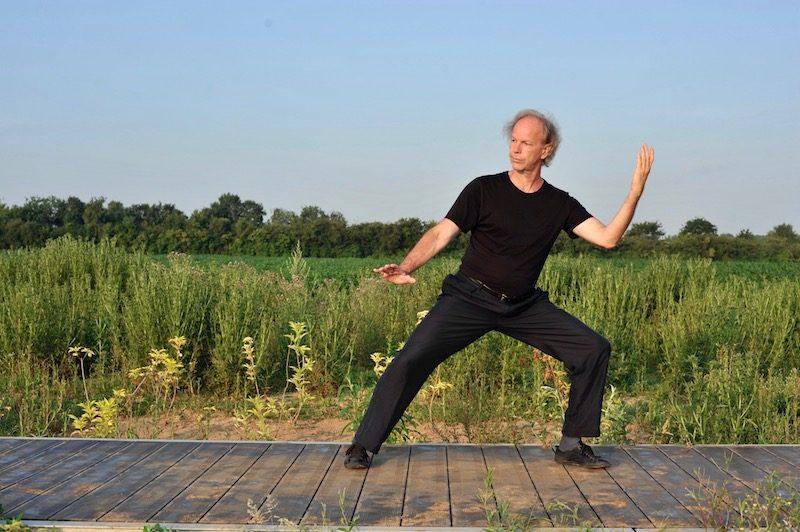la forme des 10 postures Wu