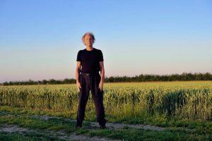 Posture Wu chi Chen : méditation debout