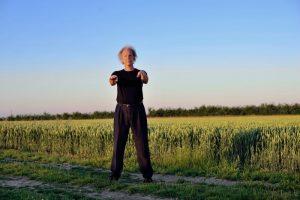 Monter - descendre : réunir le Ciel et la Terre