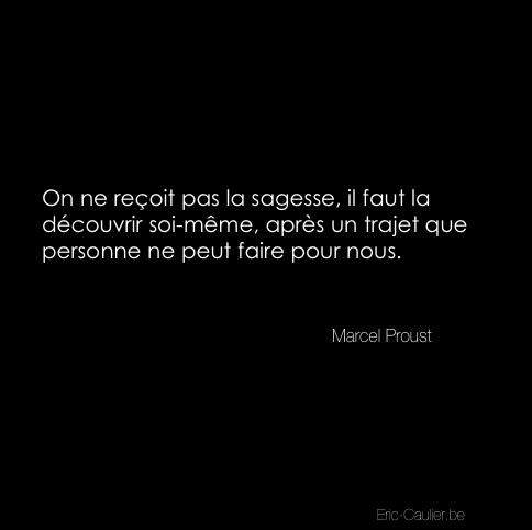 Citation De Marcel Proust Eric Caulier